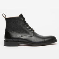 Autumn Winter Casual Plus Size Lace Up Men's Boots