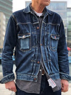 Classic Double Pocket Denim Jacket