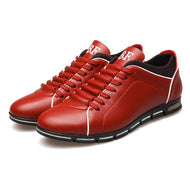 Fashionable British Sports Style Casual Large Size Men's Shoes