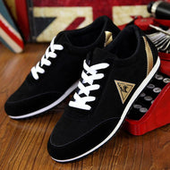 New Fashion Frosted Low-top Casual Men's Shoes