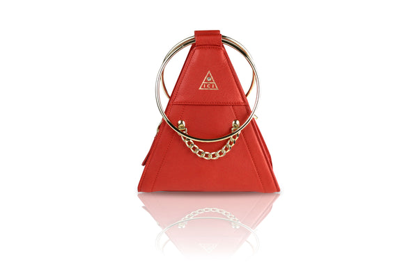 AICI SIGNATURE BAG | FLAMING RED