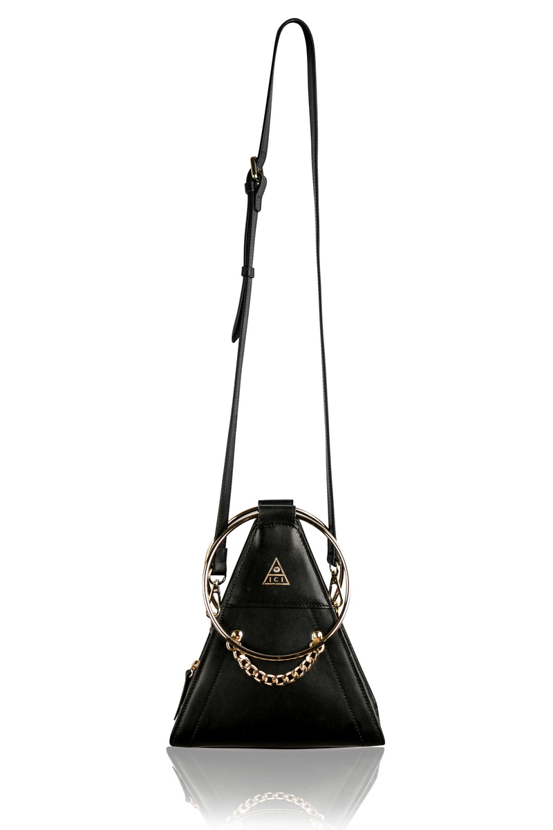 AICI SIGNATURE BAG | ONYX BLACK