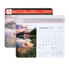 Calendar Mouse Mat with Full Colour Logo Print