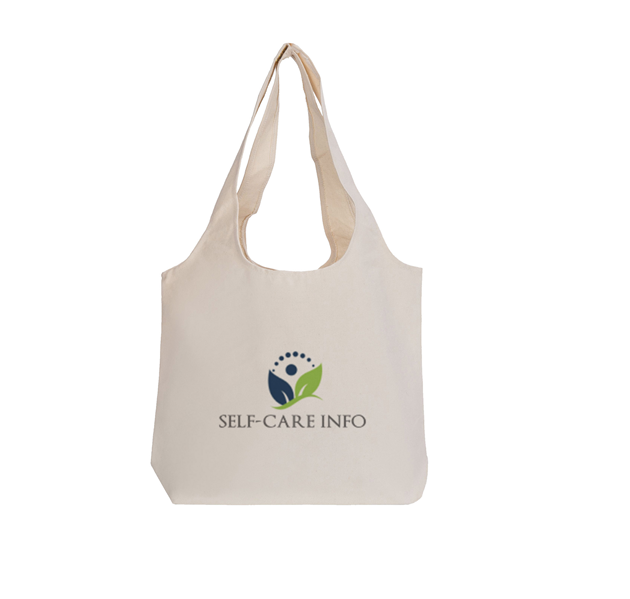 Tribeca Tote Bag with Logo Print