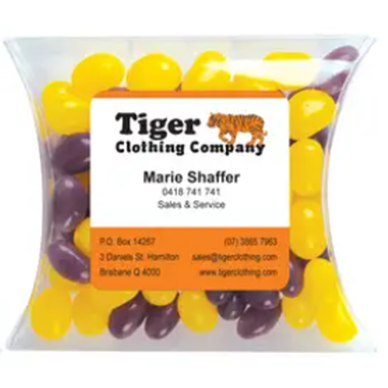 100g Corporate Colour Jelly Beans