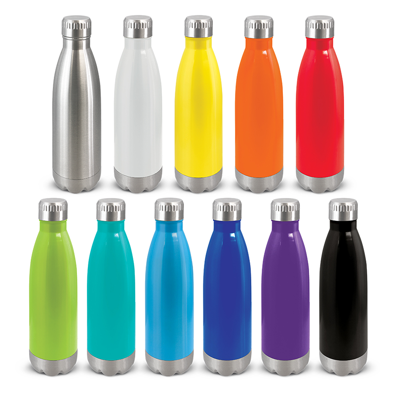 Oasis 700ml Stainless Steel Bottle with Logo Print