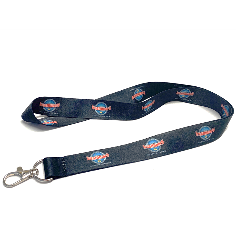 Dye Sublimation Lanyard with Full Colour Print
