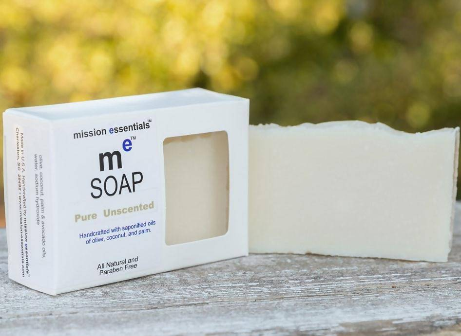 Handcrafted Soaps- Pure Unscented
