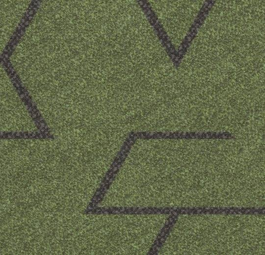 Flotex Modular - Triad - Green 131003