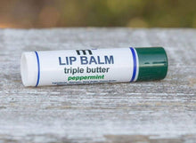 Load image into Gallery viewer, Triple Butter Lip Balms- Two options!