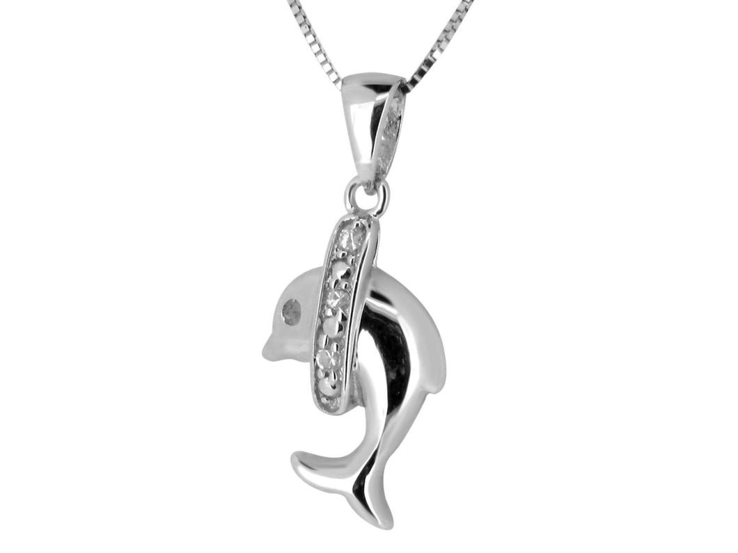 TerraCycle Pendant Dolphin