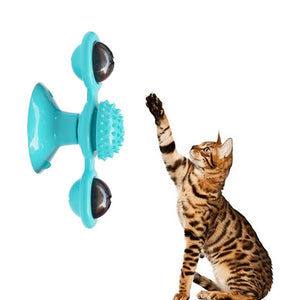 SPINNING CAT TOY