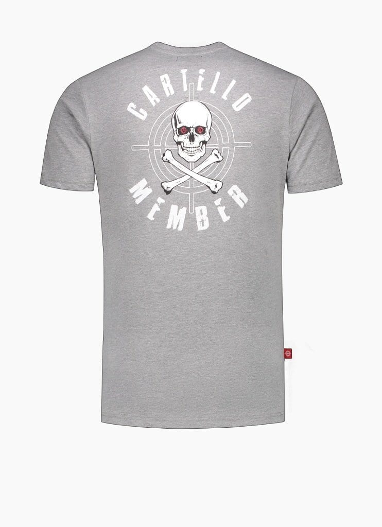Cartello | Member Shirt Grey