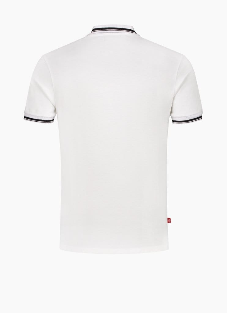 Cartello | Polo White