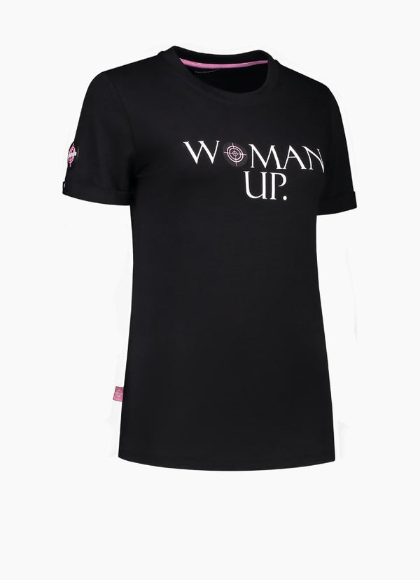 Cartello | Woman Up Black