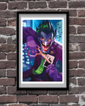 Joker - Fan Art Print