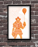 Pennywise - Fan Art Limited Edition Print