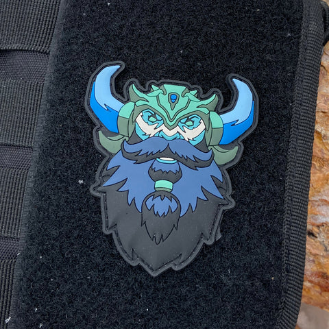 Viking Frost Giant PVC Patch