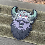 Viking Undead PVC Patch