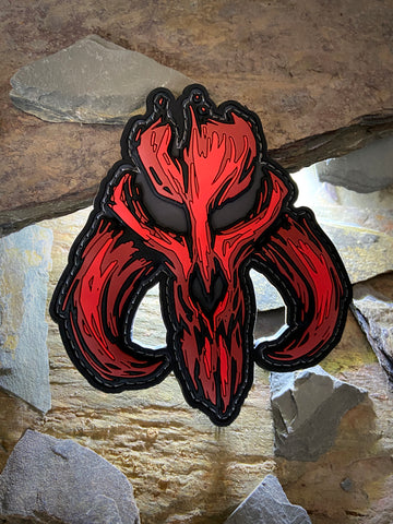 Blood Mythosaur PVC Patch