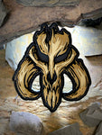 Ivory Mythosaur PVC Patch