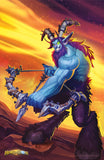 Shadowhoof Slayer Official Hearthstone Print