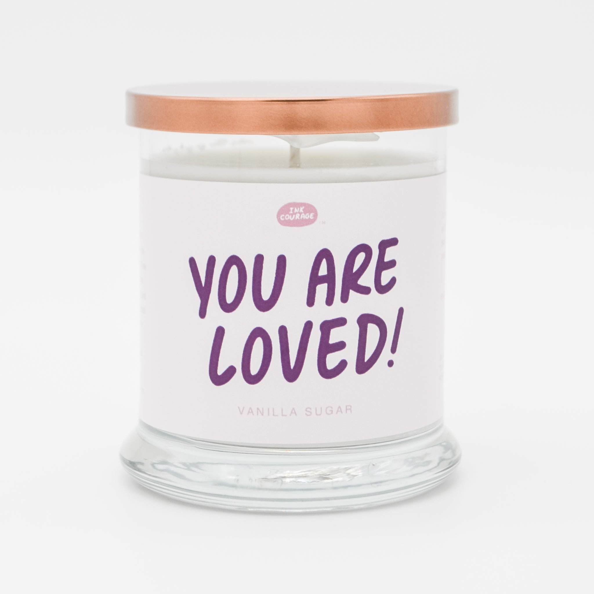 Encouraging Candles
