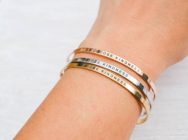 Encouraging Bracelets