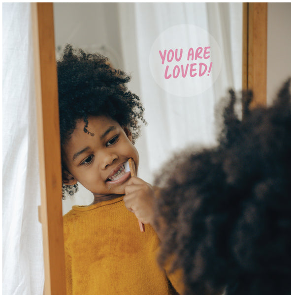 YOU ARE LOVED! - Mirror Affirmation