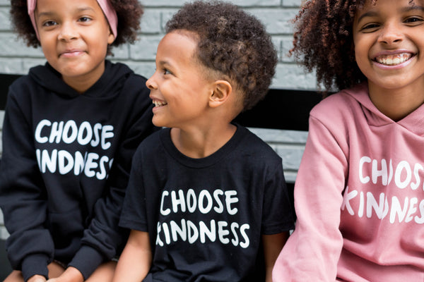 Toddler & Youth - CHOOSE KINDNESS -Print-1