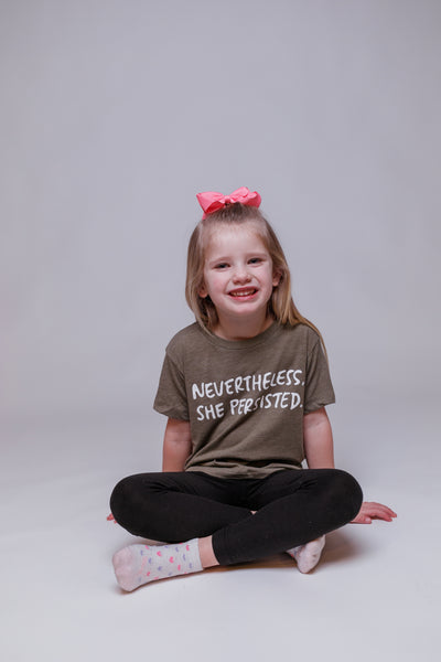 Toddler & Youth - NEVERTHELESS, SHE PERSISTED-5