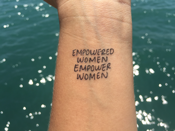 EMPOWERED WOMEN EMPOWER WOMEN-0