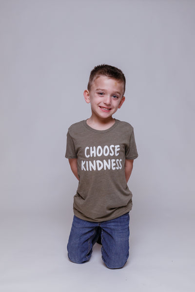 Toddler & Youth - CHOOSE KINDNESS -Print-0