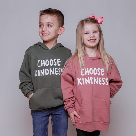 Youth - CHOOSE KINDNESS - Sweatshirt-0