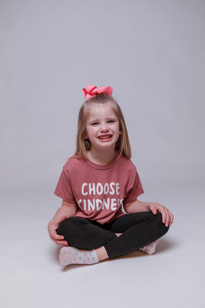 Toddler & Youth - CHOOSE KINDNESS -Print-4