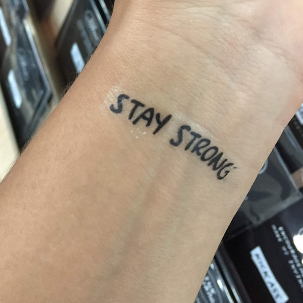 STAY STRONG-2