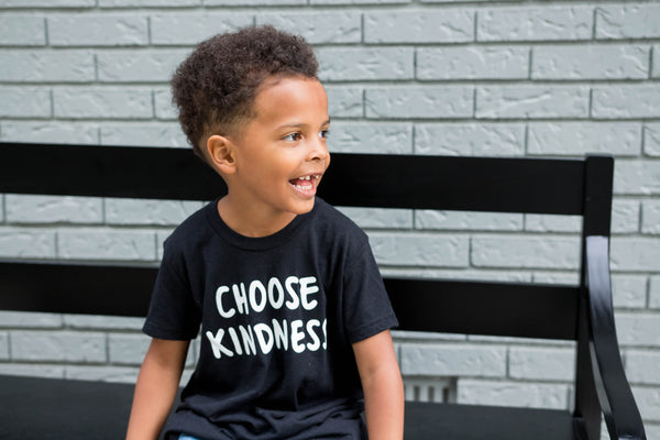 Toddler & Youth - CHOOSE KINDNESS -Print-3