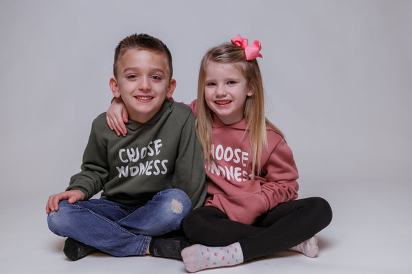 Youth - CHOOSE KINDNESS - Sweatshirt-4