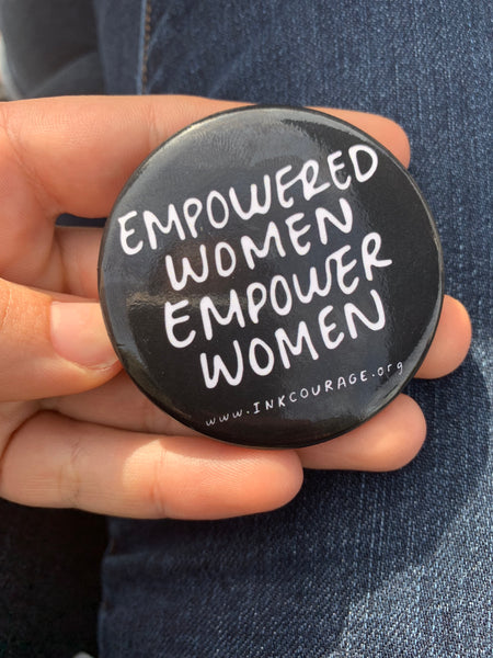 EMPOWERED WOMEN PIN-2