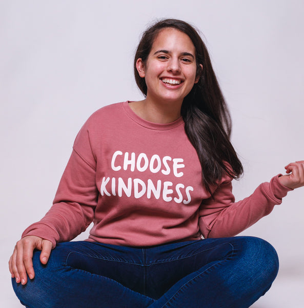 CHOOSE KINDNESS - Sweatshirt-3