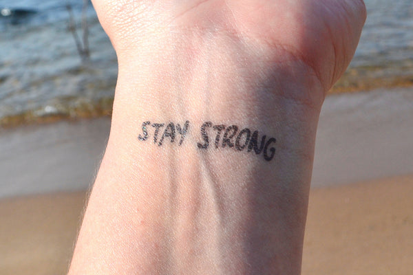 STAY STRONG-0