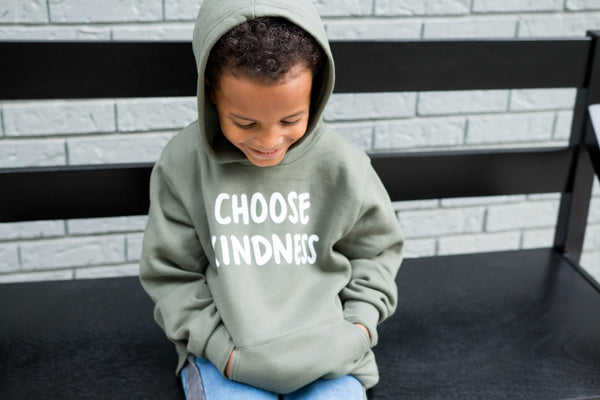 Youth - CHOOSE KINDNESS - Sweatshirt-5