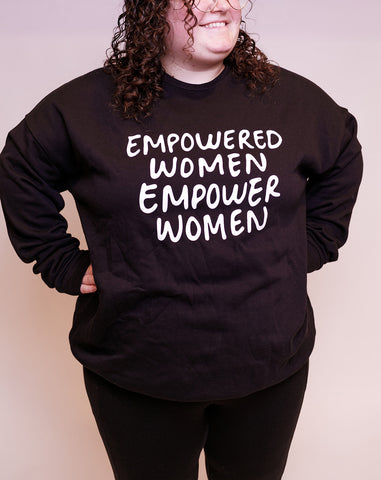 EMPOWERED WOMEN -  Sweatshirt-0