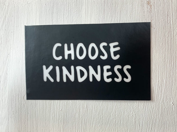 CHOOSE KINDNESS Sticker-1