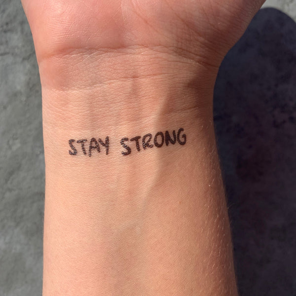 STAY STRONG-4