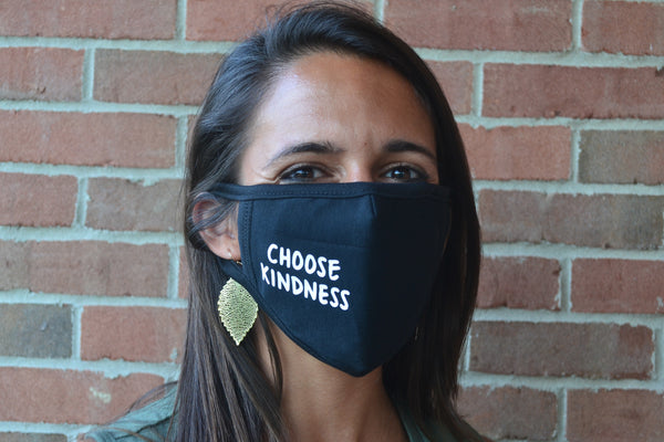 CHOOSE KINDNESS: Face Cover-5