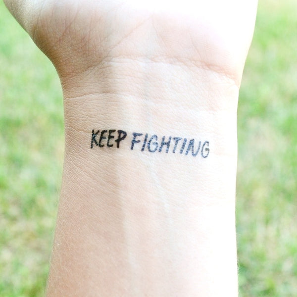 KEEP FIGHTING-0