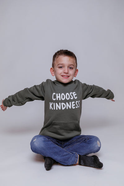 Youth - CHOOSE KINDNESS - Sweatshirt-6