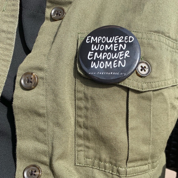 EMPOWERED WOMEN PIN-1
