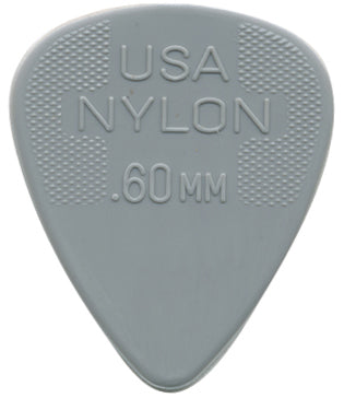 NYLON STANDARD PICK .60MM